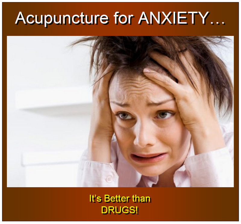 acupuncture anxiety