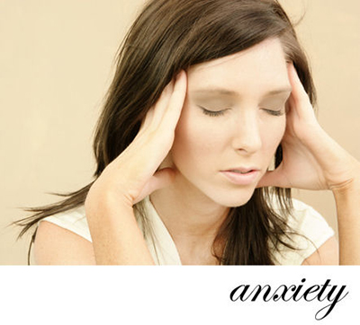 anxiety female