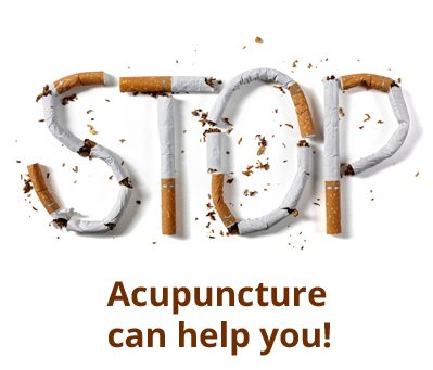 stop smoking acupuncture