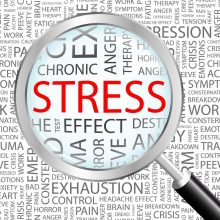 stress for acupuncture